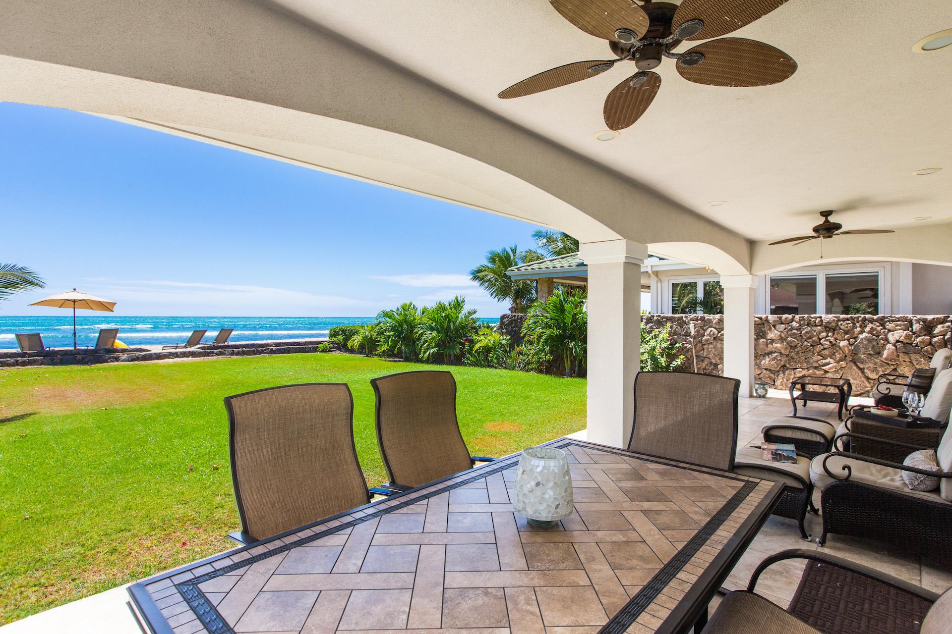Aloha Oceanfront Estate In Ewa Beach Vacation Rental In Ewa Beach Redawning