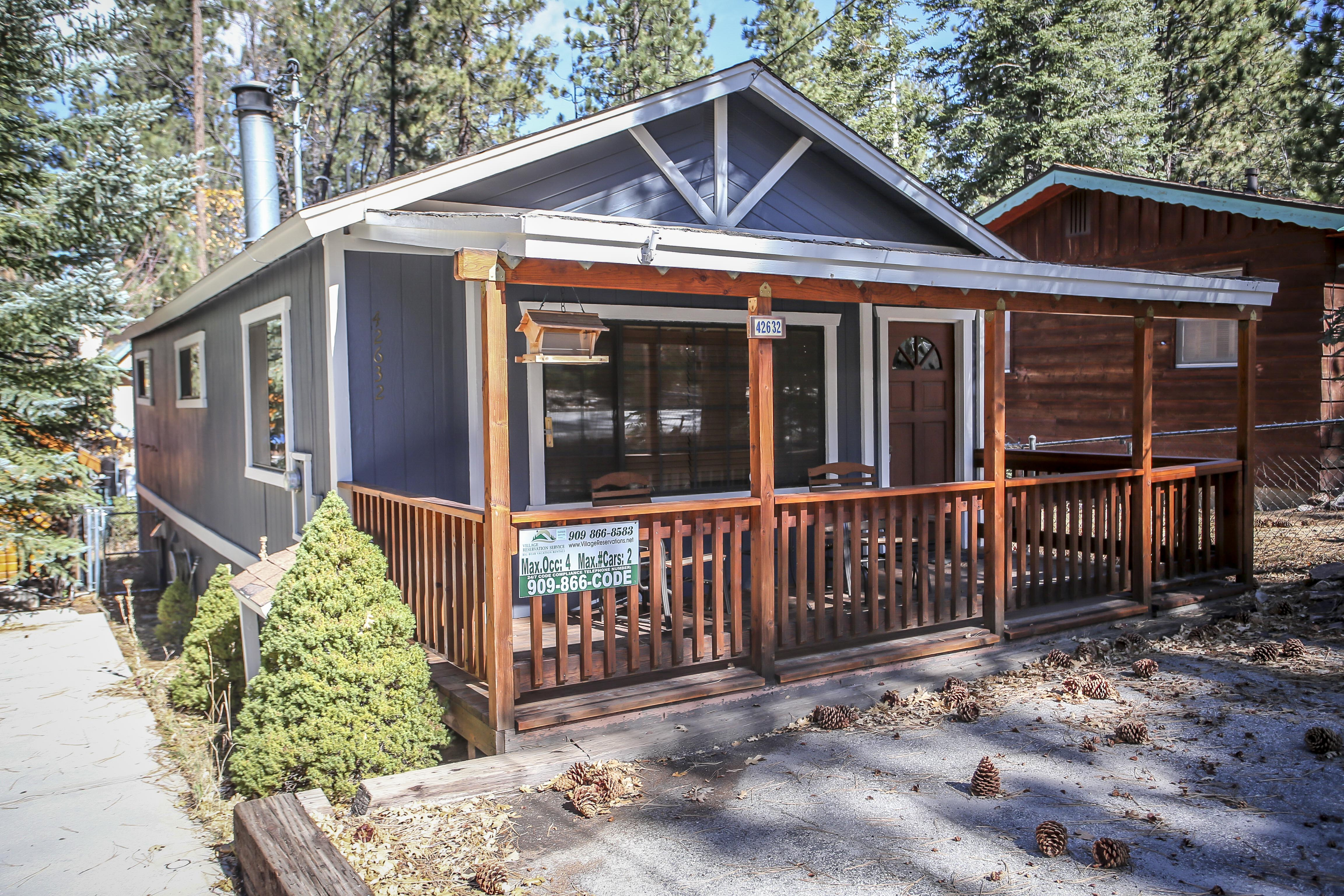 ca redawning original rental cabins lake bear ridge in property big for rent vacation
