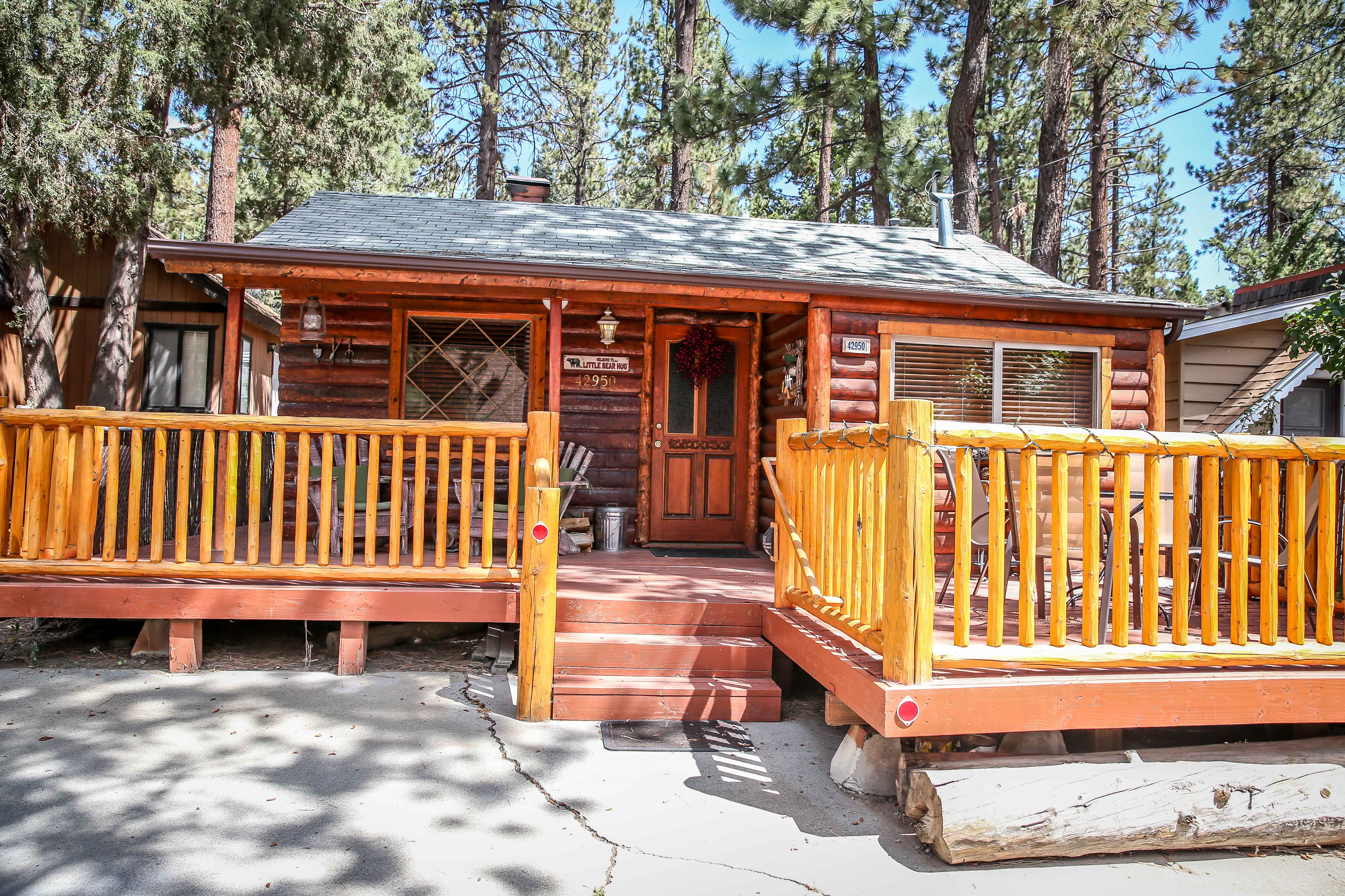 bear cabins little ca original lake redawning for in rent vacation hug big property rental