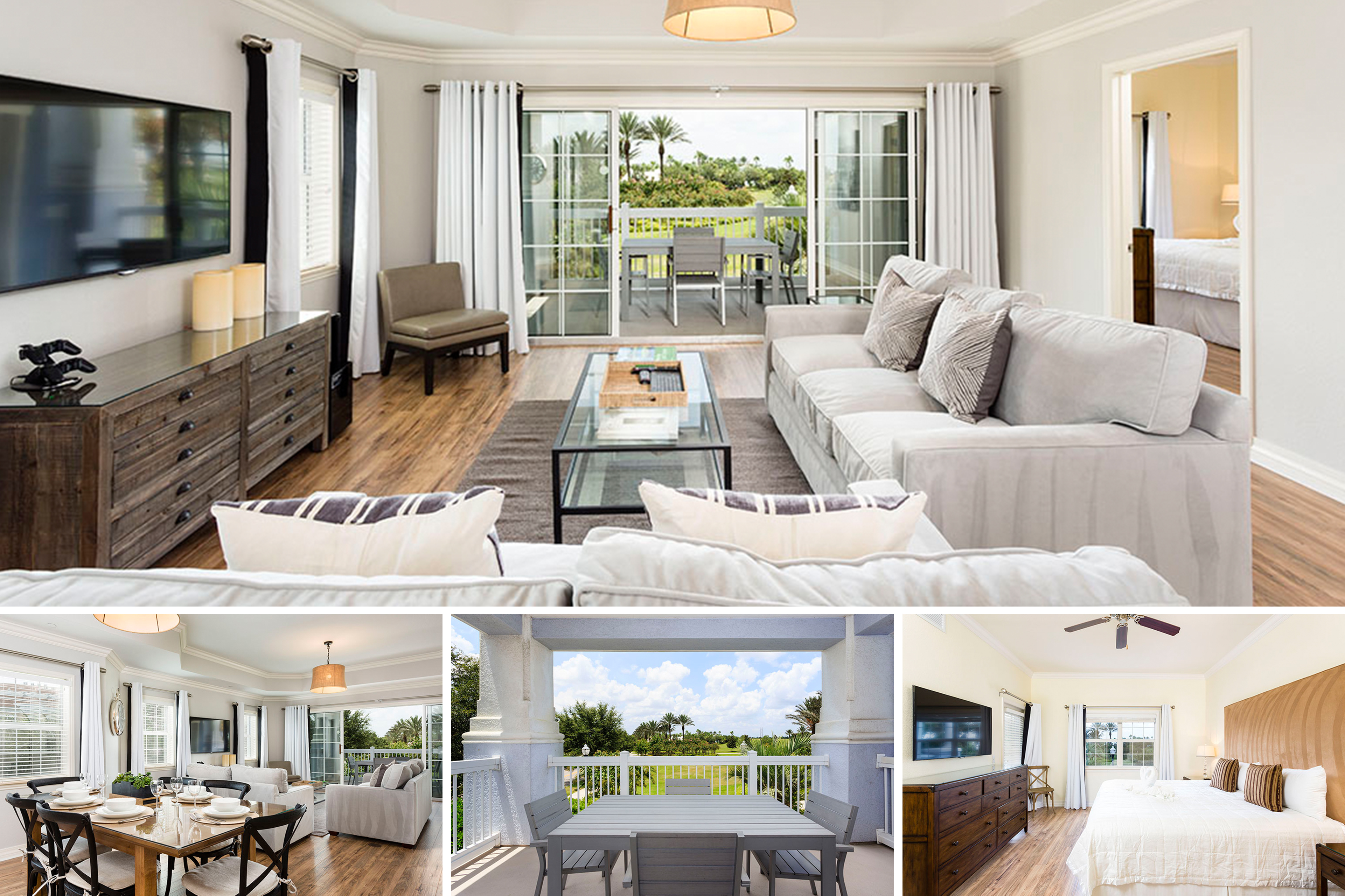 Cabana Court Paradise New Luxury Modern Furniture 3 Bed Condo Ra57919 Redawning
