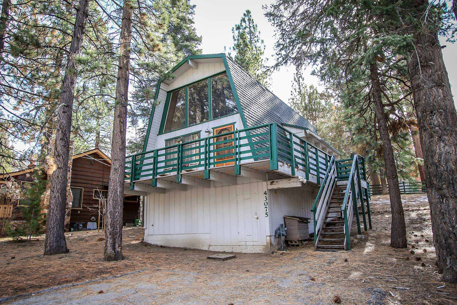 1574 three bears cabin ra68217 redawning for Big bear lakefront cabin rentals