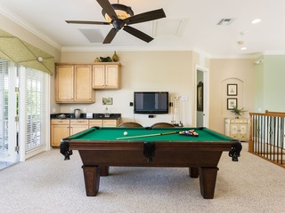 OG489D-5/5.5 w/Pool/Spa, BBQ Grill, Game Room, Golf View Near Disney