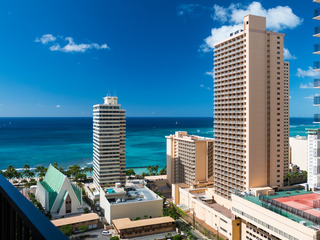 Waikiki Banyan Tower 1 Suite 2508