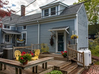 Boothbay Harbor Cottage