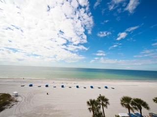 Sand Castle II Beachfront Standard Condo # 605