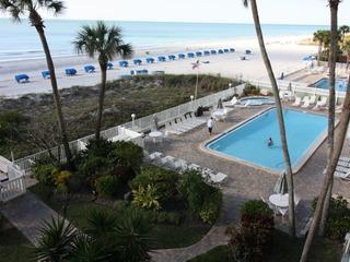 Sand Castle I Beachfront Standard Condo # 406