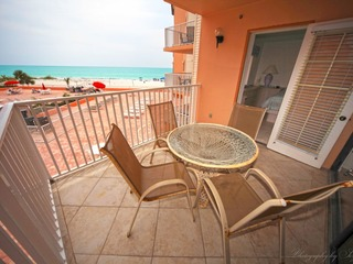 Beach Palms Beachfront Standard Condo # 203