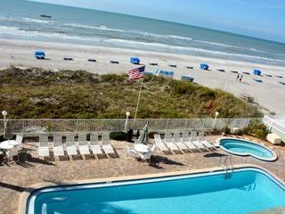 Sand Castle I Beachfront Standard Condo # 408