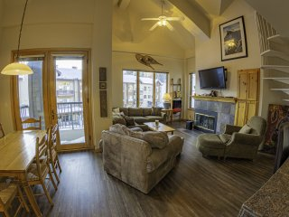 The Central Lodge #308- Pet Friendly