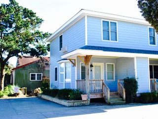 Located in Ocracoke Village within walking distance of the harbor, shops and restaurants.