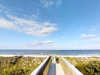 11 Bedroom Oceanfront home- The Oasis at Crescent Beach