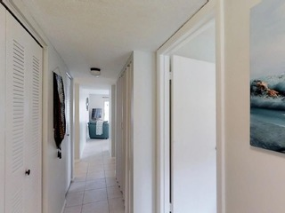 Fall special! Pet Friendly 3 bedroom 2 bath ground floor condo with 2 pools (1 heated) and beach access