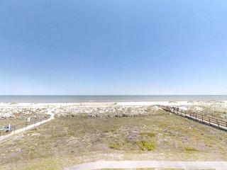 Updated 2 bedroom Oceanfront top floor condo with amazing ocean view, pool, and beach access