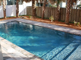 Southern Tides: Newer 5 bedroom Ocean View home with Private Pool, elevator, garage and amazing views! Just 100' to beach