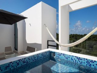 Anah Suites Leasing Leisure Tulum 1 Bedroom Penthouse