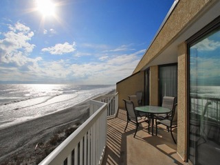 Chas. Oceanfront Villas 405- Tides of 5
