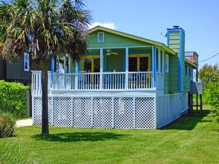 The Perfect Beach Cottage