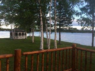 Eagle Point Cottage on Brevort Lake
