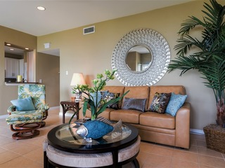 La Solana 103: Directly on the BAY w/ VIEWS! Fishing PIER, POOL, & a BOAT SLIP!