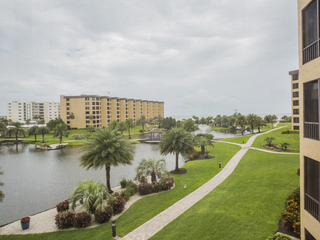 Gulf and Bay Club- D307 Great lake and pool views!