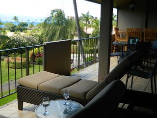 Maui Eldorado- D206- Ocean view remodeled unit! 1b/2b