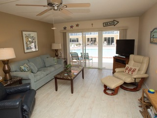 Win-San A-103 Ocean-View 2 Bed/ 2Bath Ground Floor