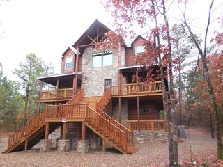 Trout Creek Lodge Broken Bow