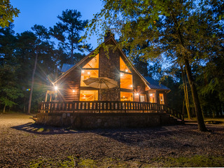 Woodmist Cabin Broken Bow