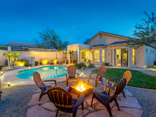 Luxurious Las Sendas Home With Private Pool, Mountain Views, Gorgeous Amenities And Tons Of Upgrades