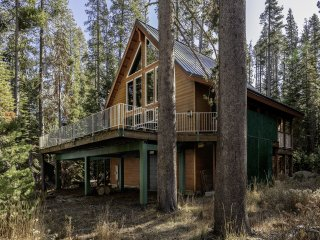 High Sierra Mountain Retreat