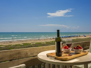 Beachfront Bahia Mar Villa 256