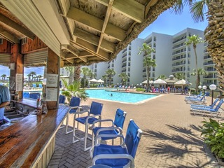 Beachfront Condo at Saida II #303