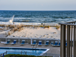 Join Us On The Beach This April (#212)- BEACHFRONT- Sleeps 8