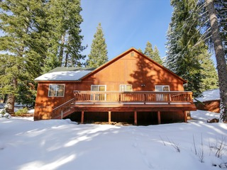 Tahoe Donner Vacation Home- Davos