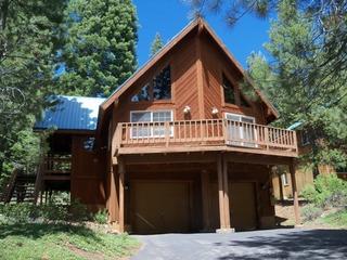 Bucher's Cozy Mountain Cabin