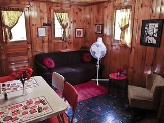 Cabin #6- Casablanca