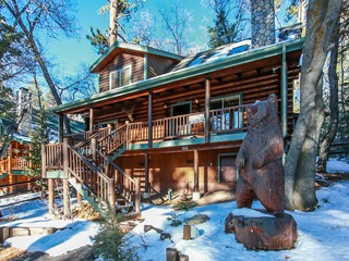 1824- Log Home Retreat
