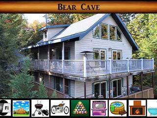 Bear Cave Cabin #385117