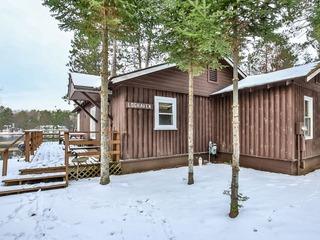 Loghaven- Elbert's- Hiller Vacation Homes