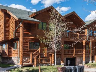 Timberwolf Lodge 3-bedroom