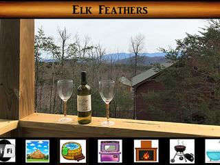 Elk Feathers