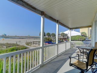 Seaside Villa 102 on Folly Beach