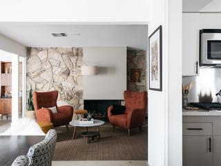 Chic Mid Century Modern Retreat in South Pasadena