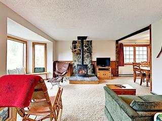 New Listing! Cabin Retreat: Deck, Near Ski Resorts