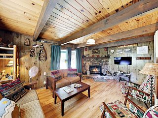 New Listing! The Bee Bears: Cozy Cabin w/ Hot Tub