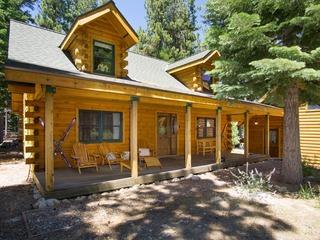 Kiowa Log Cabin
