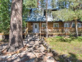 North Tahoe Log Cabin