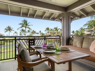Hali'i Kai #16D at the Waikoloa Beach Resort