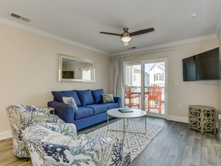 Marsh Villas O-2- 2nd Row Ocean View- Cherry Grove Section