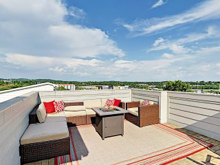 New Listing! Brand-New Home w/ Rooftop Deck